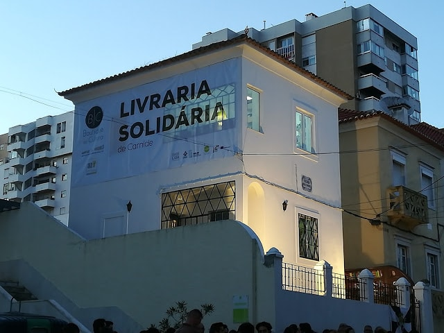 Conheces a Livraria Social de Carnide? - Lisboa Secreta