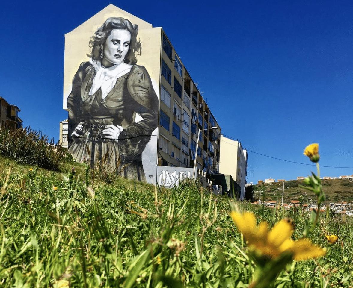 Descobre onde estão as paredes mais criativas de Lisboa