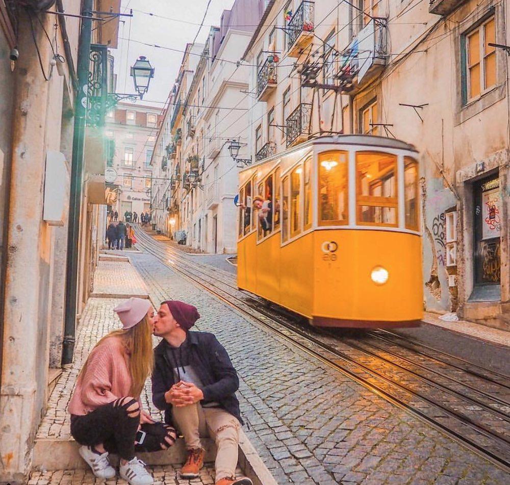 Os melhores sítios em Lisboa para tirar fotos incríveis