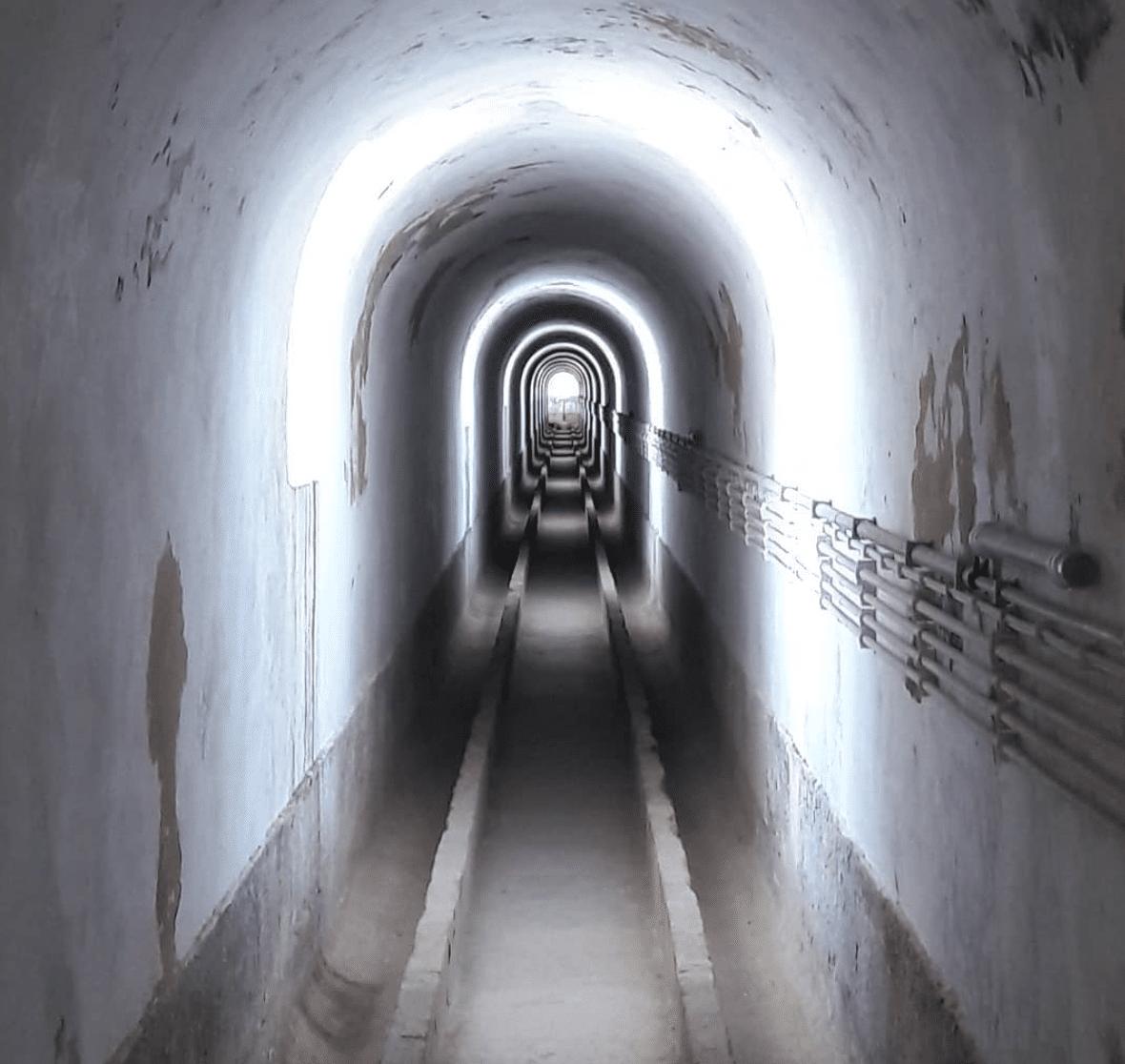 Visita a Lisboa subterrânea