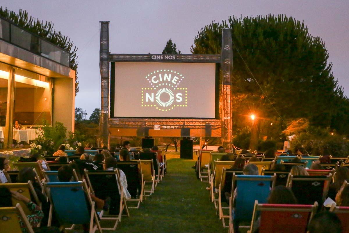 CINE NOS – Sunset e cinema ao ar livre