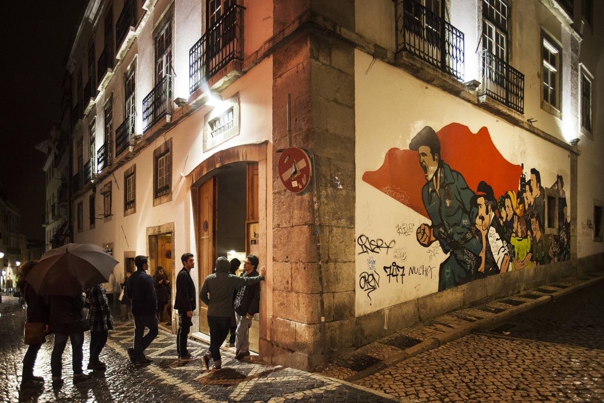 Galeria Zé dos Bois: é galeria, é venue, é cultura e get together