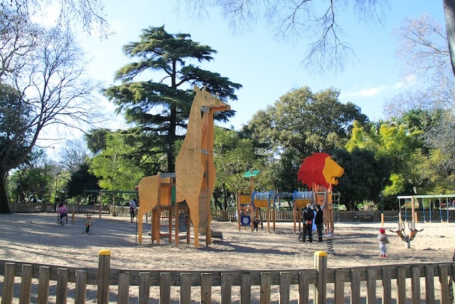 Os parques infantis mais fixes de Lisboa