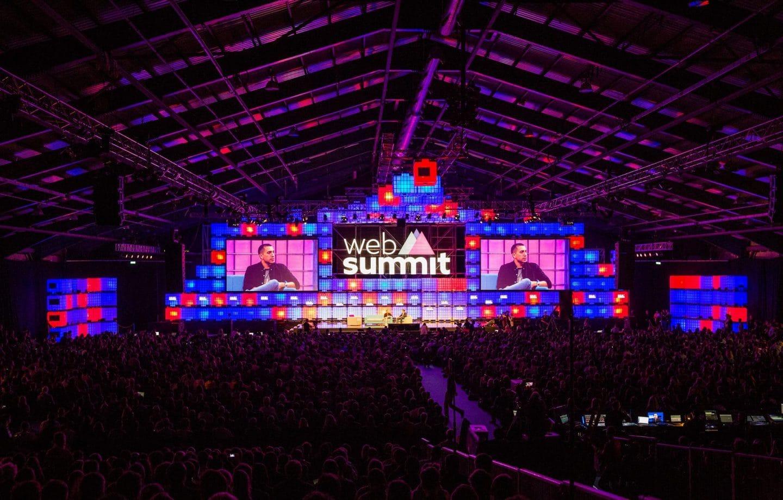 A Web Summit é nossa até 2028