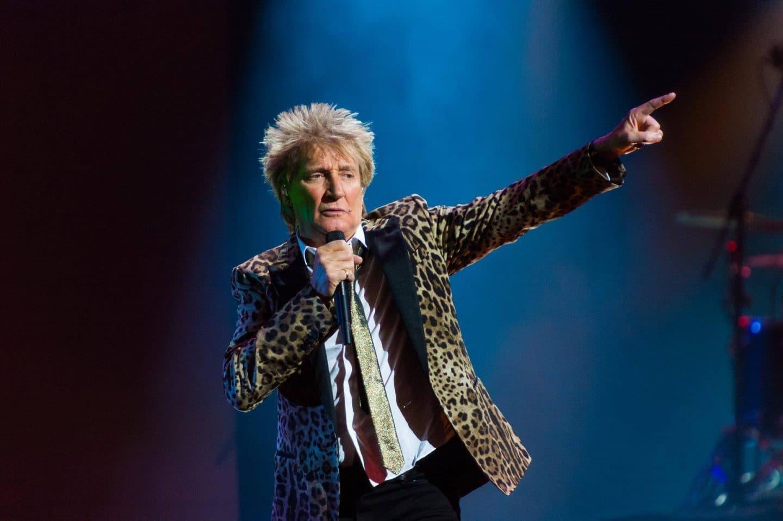 Rod Stewart vai atuar em Lisboa