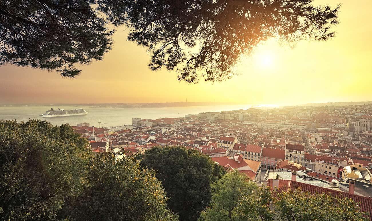Os melhores miradouros de Lisboa