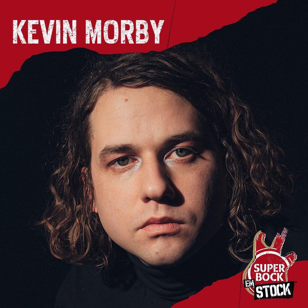 kevin morby no super bock em stock 2019