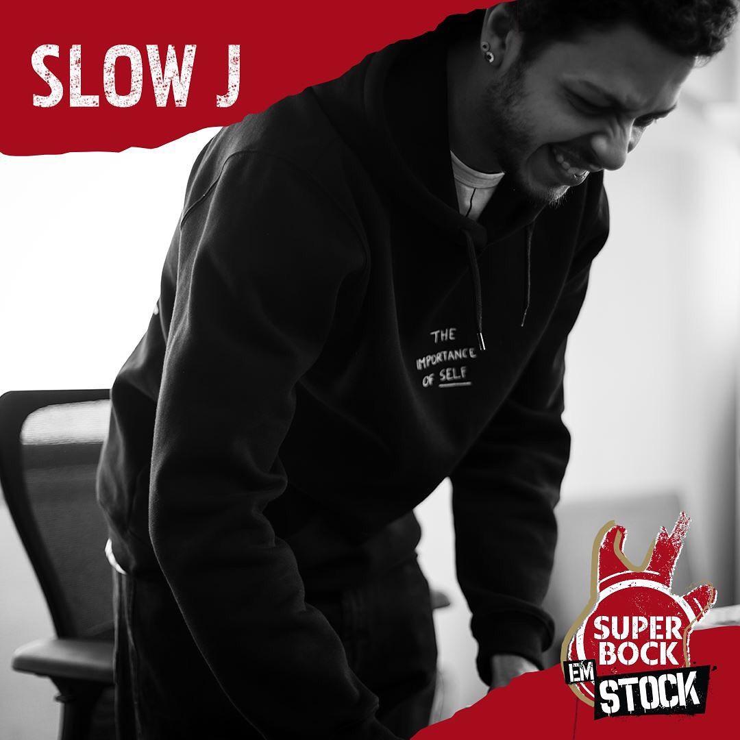 slow j no super bock em stock 2019