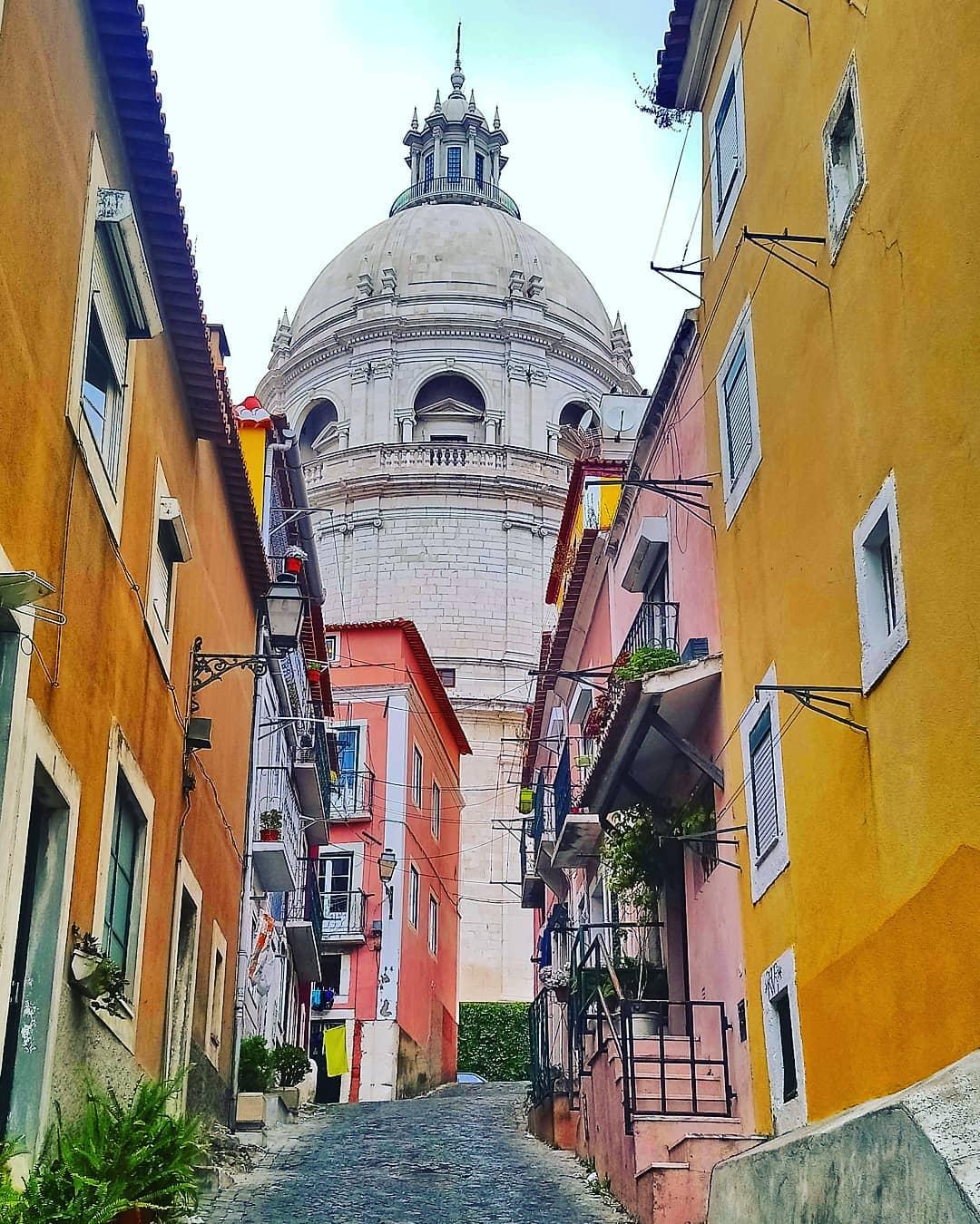 As ruas de Lisboa com os nomes mais bonitos