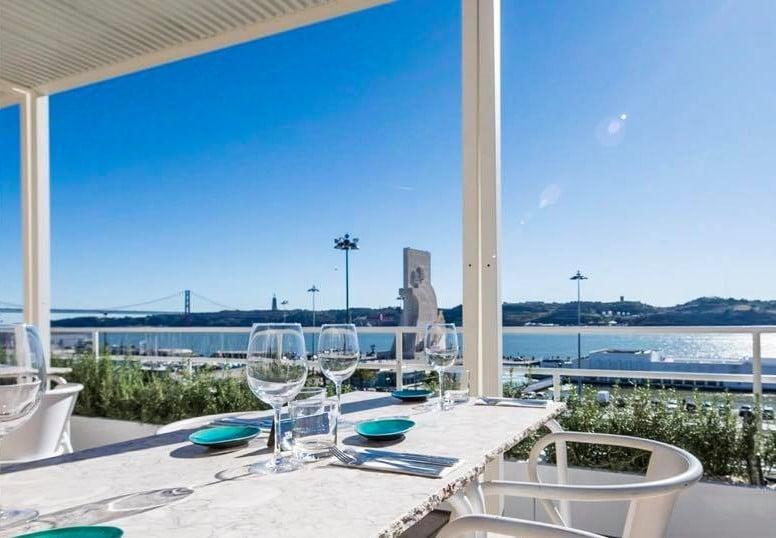 As 10 melhores esplanadas de Lisboa: Adeus Inverno!