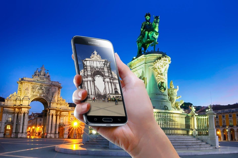 As melhores apps para descobrir Lisboa