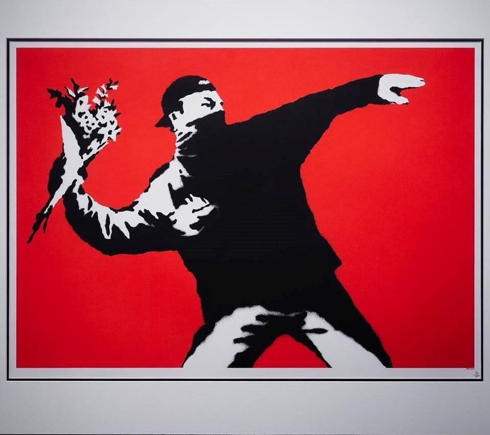 Lisboa recebe exposição de Banksy com dezenas de obras originais