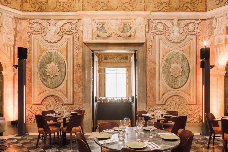 Palácio Chiado: das noites de farrobodó às refeições palacianas
