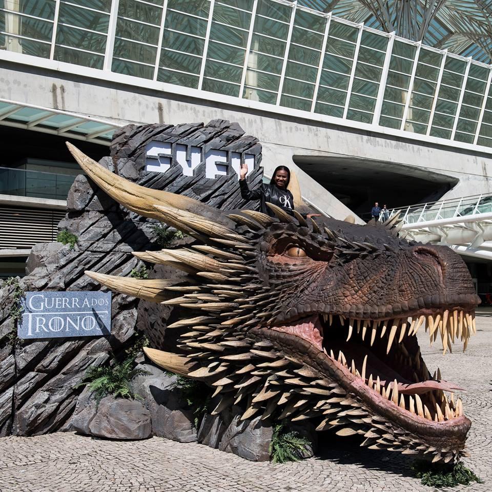 A Guerra dos Tronos tem um dragão em Lisboa