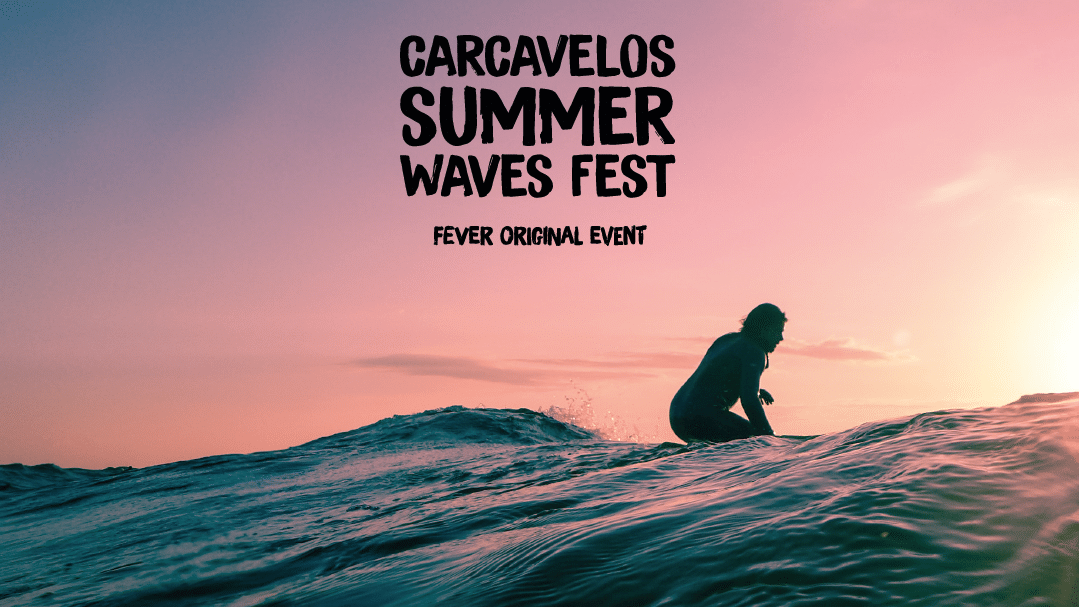 Praia, surf e música: O Summer Waves Festival já tem bilhetes à venda