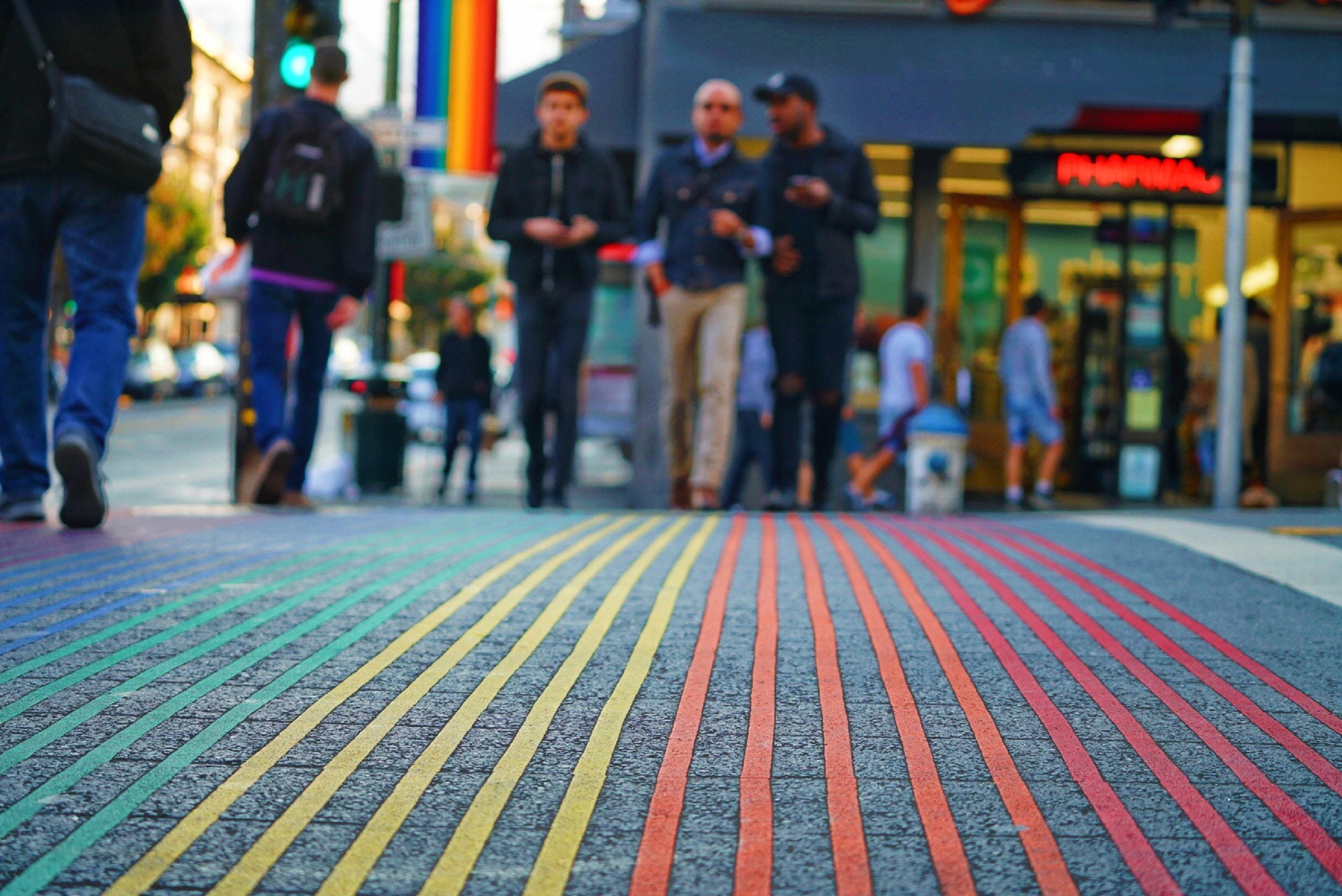 Afinal, já não vai haver passadeiras arco-íris em Lisboa