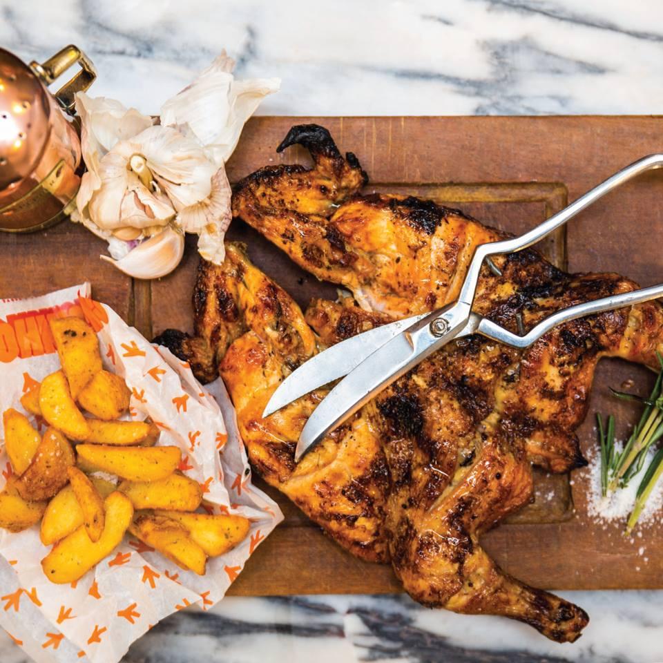 Os melhores sítios em Lisboa para comer frango assado