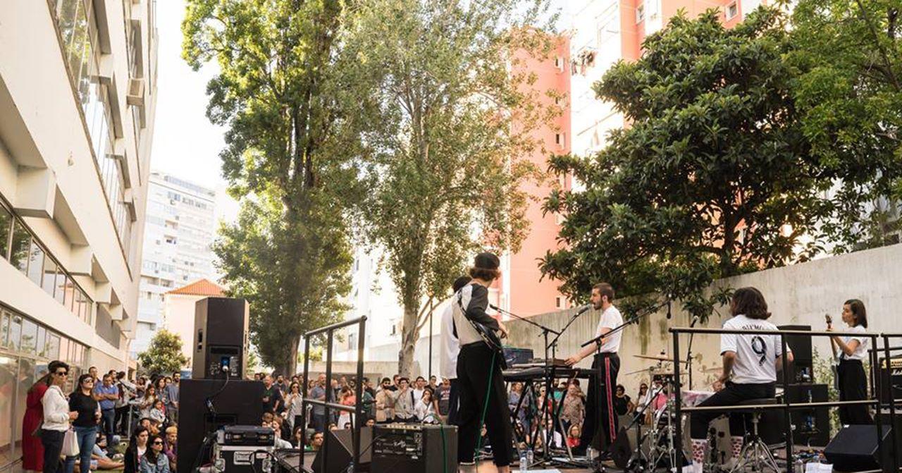 Noites de Verão: 2 meses, 2 jardins, 8 concertos grátis