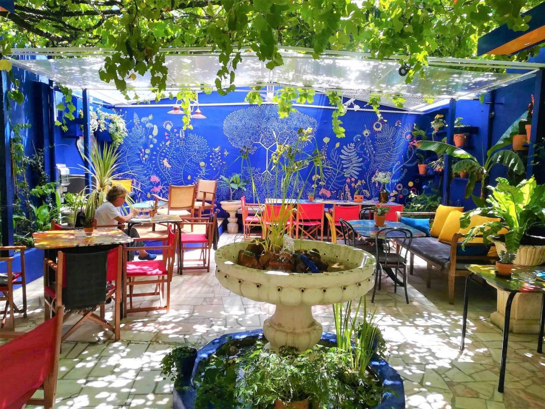 Tropismo: o novo restaurante de Lisboa tem arte, charme francês e um jardim secreto