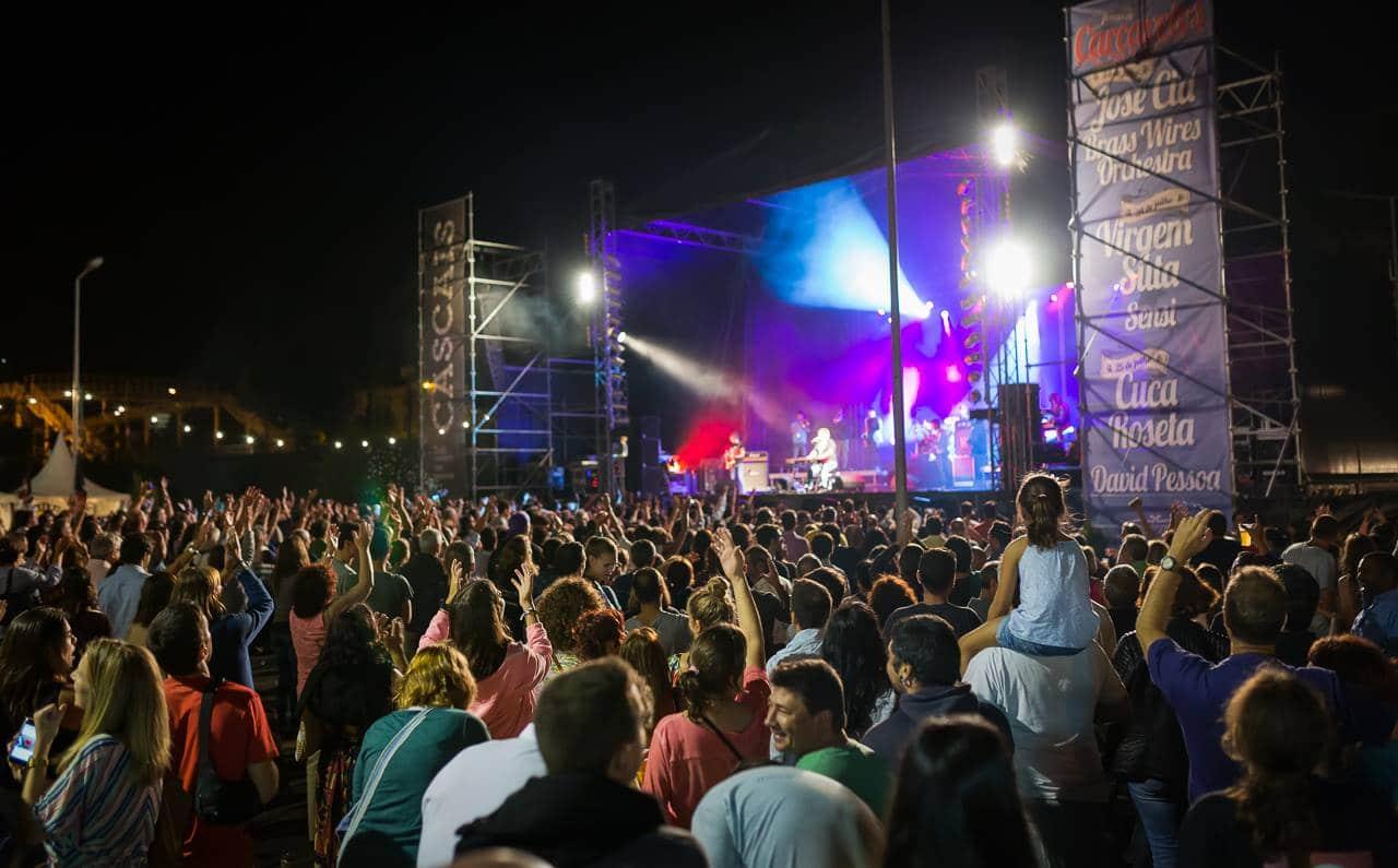 Festas de Carcavelos & Parede vão ter concertos grátis e uma sardinhada para todos