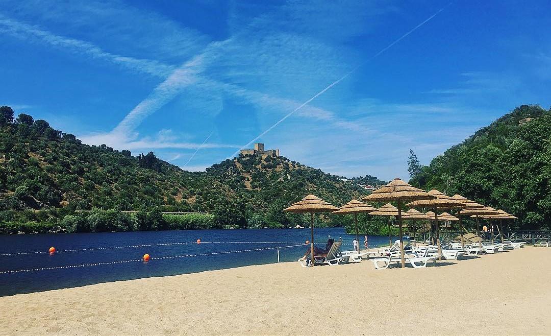 5 praias fluviais incríveis a menos de 2 horas de Lisboa