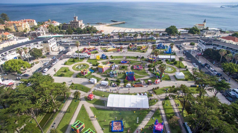 O Mega Festival de Insufláveis vai fazer saltar Estoril e Loures