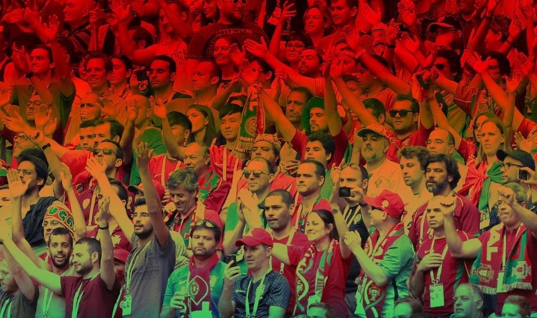 E Foi o Éder: a festa com bar aberto que celebra a vitória no Euro