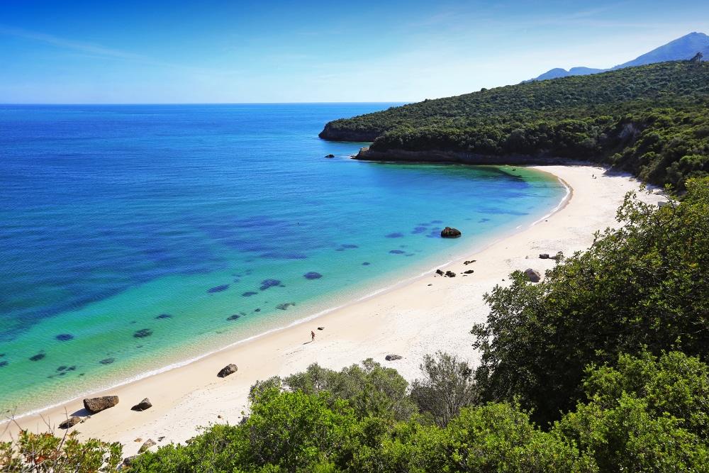 As melhores praias da Arrábida