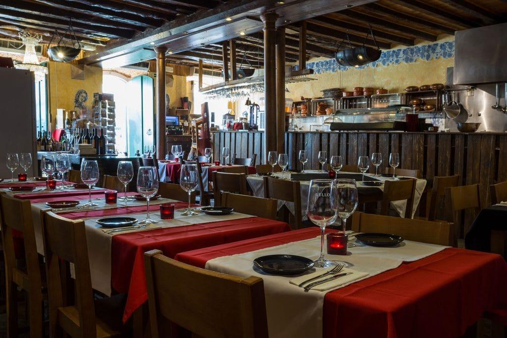 restaurante Canto Saudade