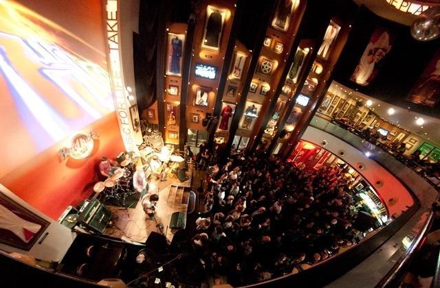 restaurante Hard Rock Café Lisboa