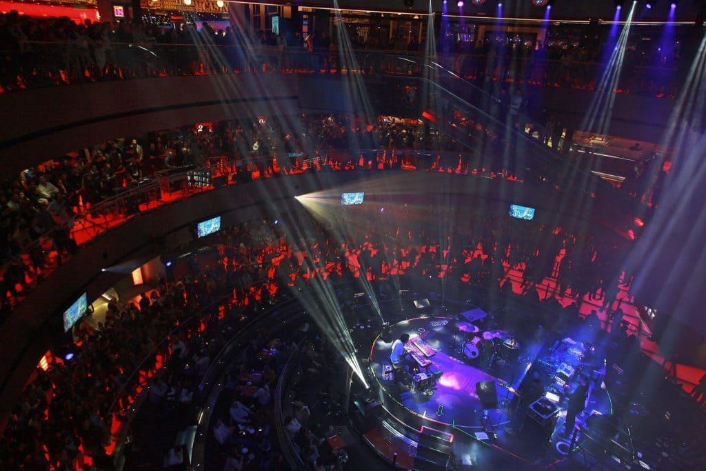 Concertos gratuitos no Casino de Lisboa