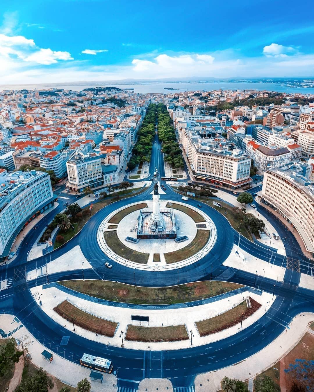 30 fotos de Lisboa vista de cima