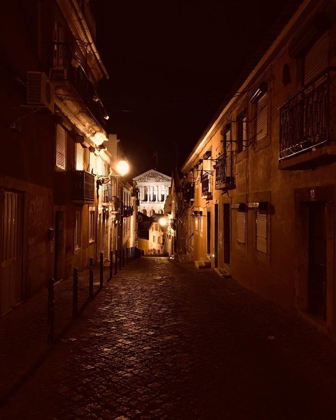 ruas de Lisboa