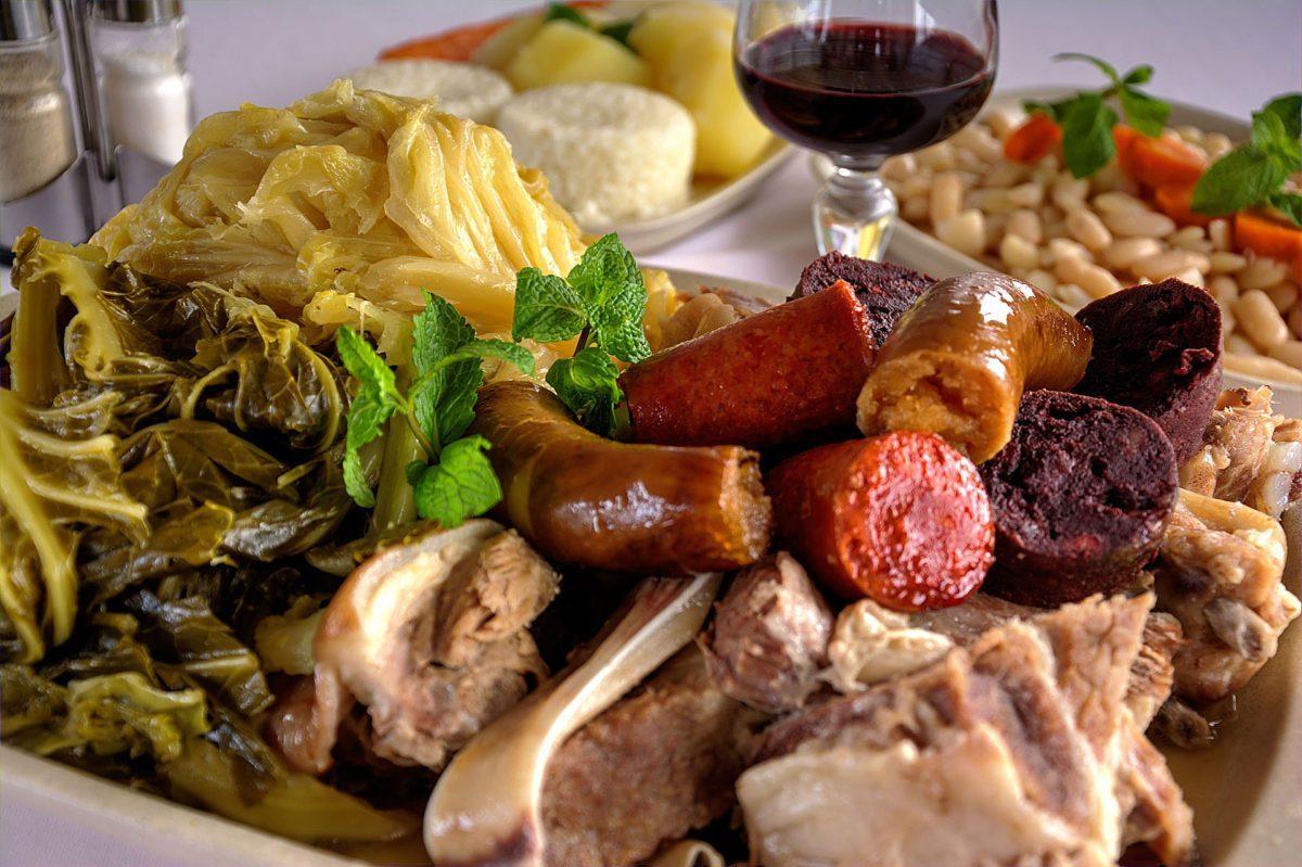 Cozido à Portuguesa por 10€ no restaurante