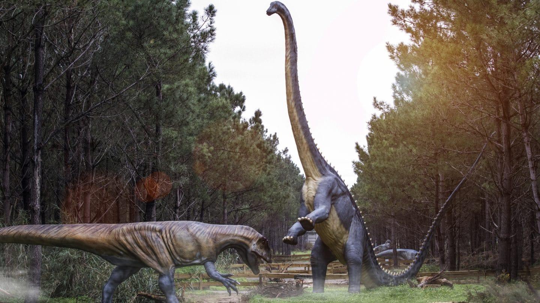 Parque dos dinossauros na Lourinhã reabre hoje