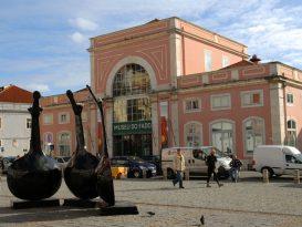 fachada do Museu do Fado, em Alfama, Lisboa