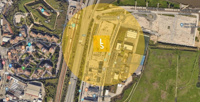 zona sugerida pela Lisboa Secreta para estacionar grátis em Lisboa