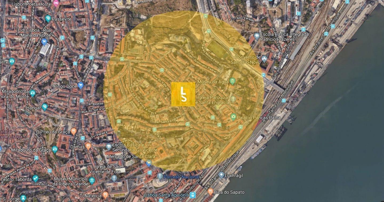 Santa Apolónia e Penha de França, zonas sugeridas pela Lisboa Secreta para estacionar grátis em Lisboa