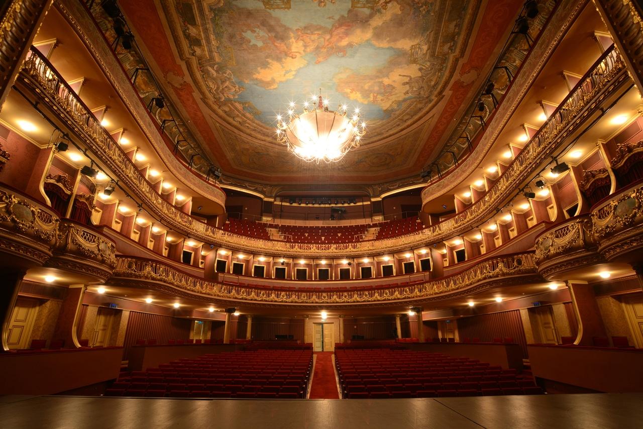 As salas de espetáculo mais bonitas de Lisboa
