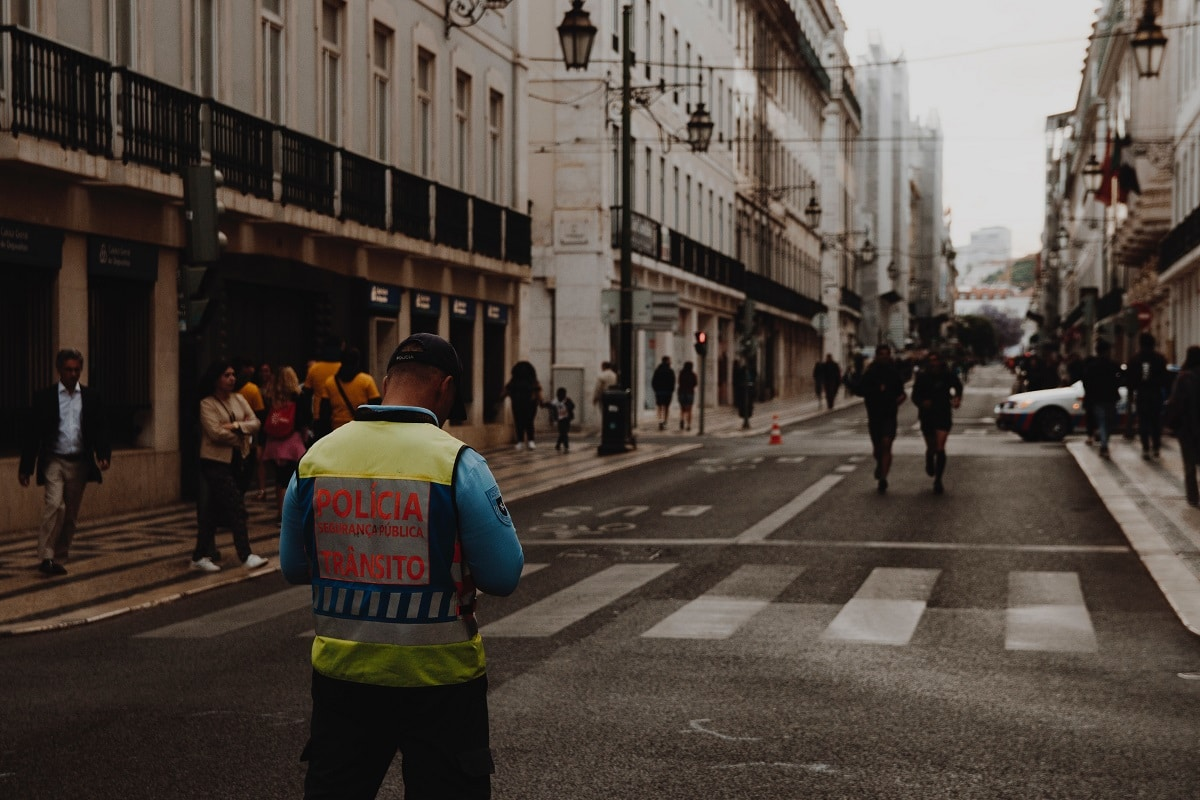 Maratona condiciona trânsito em Lisboa
