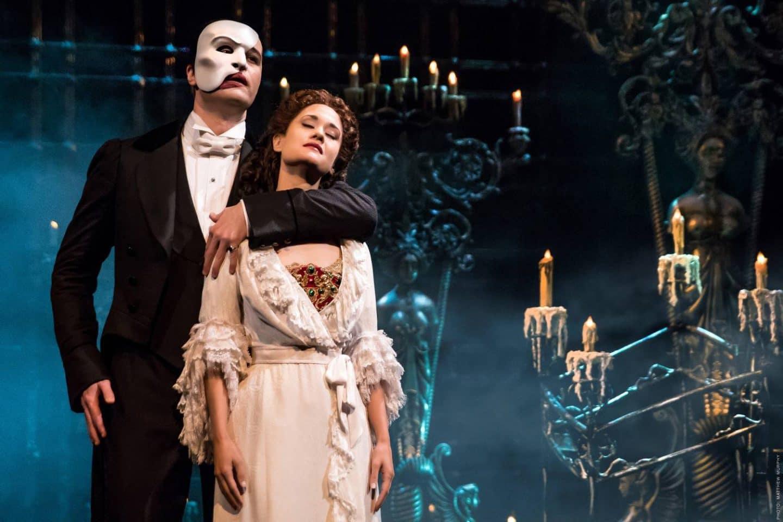 O Fantasma da Ópera em concerto estreia se em Lisboa em