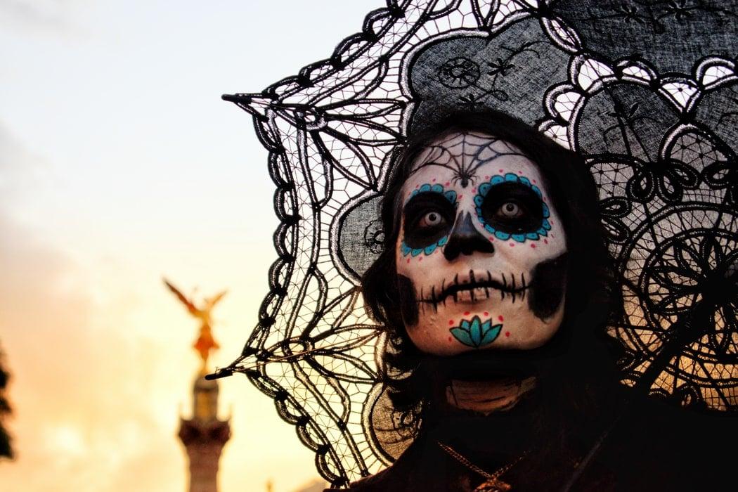 Fiesta de los Muertos: o Halloween mais colorido é na Fábrica Braço de Prata
