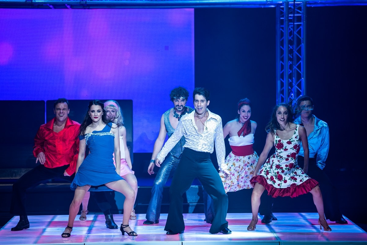 musical Saturday Night Fever no Casino Estoril