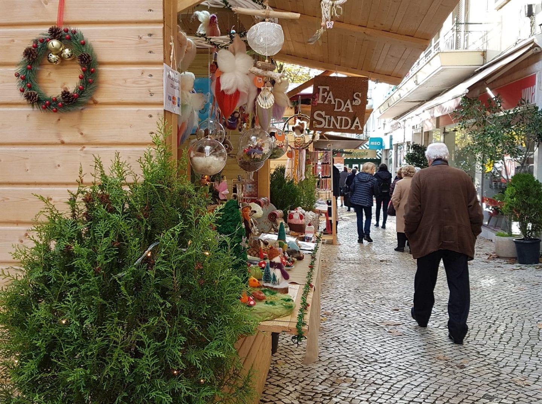 mercado de natal em alvalade