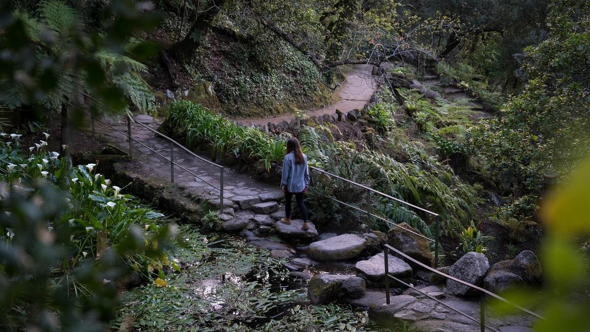 Natal em Sintra: a caminhada misteriosa
