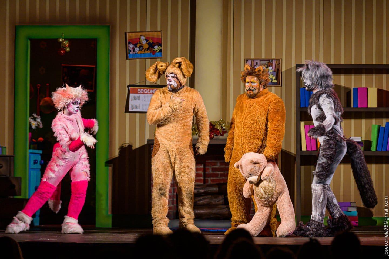 Gatitude, desejos de lasanha e muita diversão no musical do Garfield
