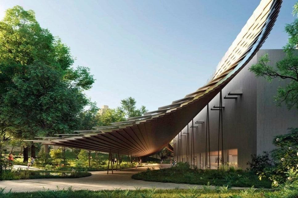 Jardim da Fundação Gulbenkian vai para obras