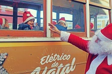 Elétrico de Natal Carris