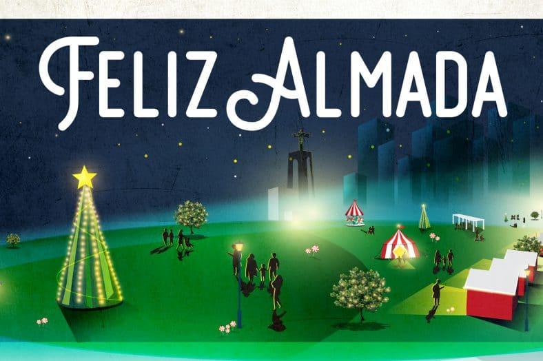 cartaz Feliz Almada 2019