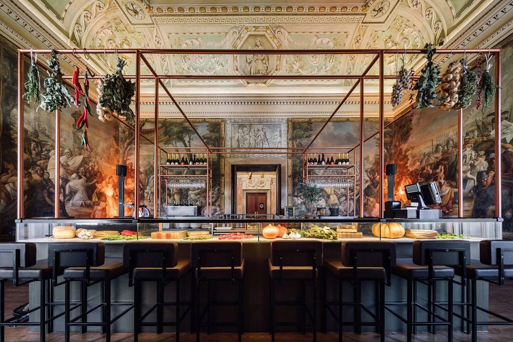 Palácio Chiado: a derradeira experiência gastronómica num Palácio do séc. XVIII